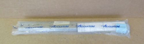 Accuride Sliding Rails with Lock In and Lock Out Feature + Screws DZ3607-0024-2